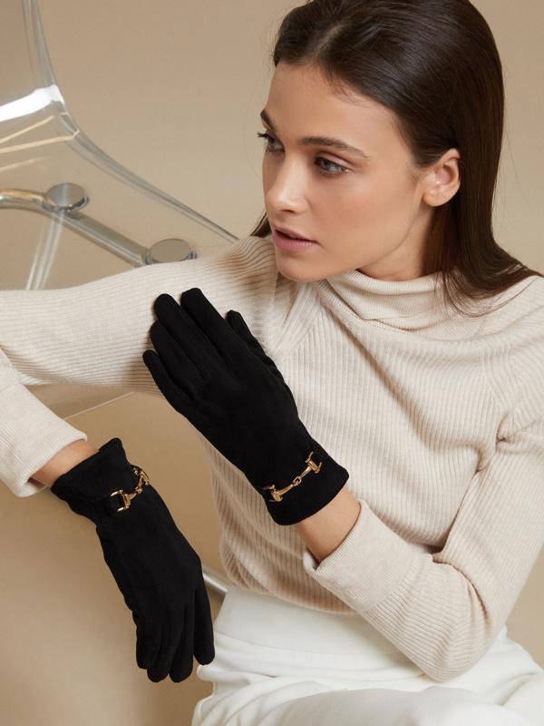 Перчатки под замшу - фото 3