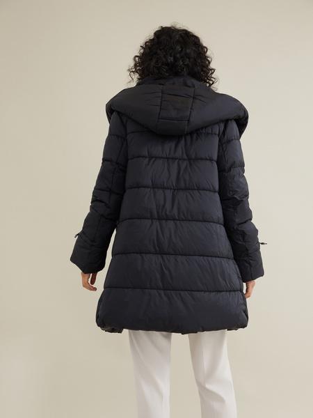 Куртка с завязками на рукавах - фото 3