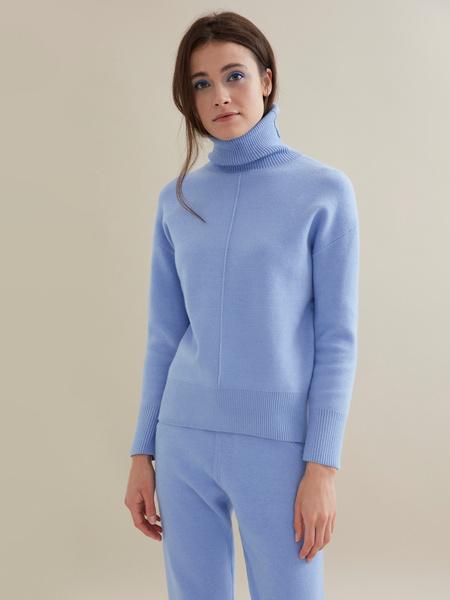 Трикотажный костюм (джемпер+брюки) - фото 3