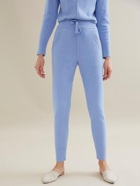 Трикотажный костюм (джемпер+брюки) - фото 5