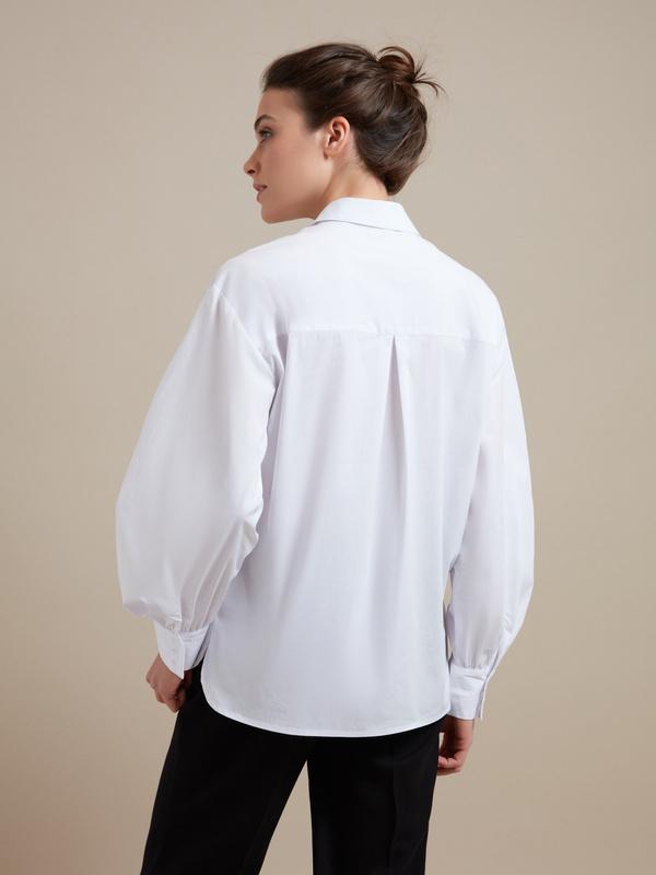 Блузка с пайетками - фото 4