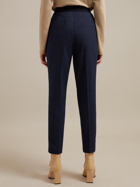Зауженные брюки со стрелками - фото 4