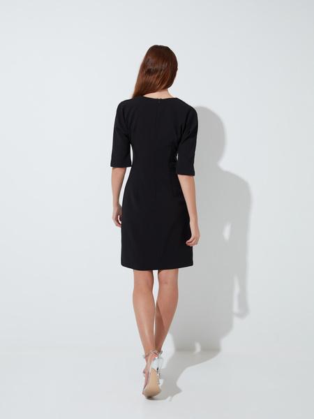 Платье-футляр с пайетками - фото 5