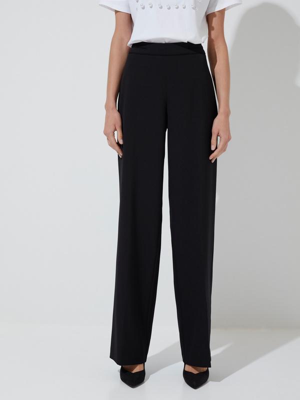 Широкие брюки со стрелками - фото 2