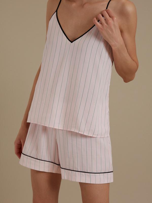 Пижама (топ+шорты) - фото 2
