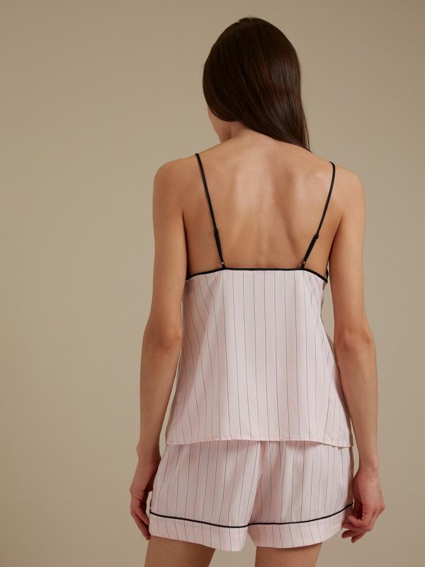Пижама (топ+шорты) - фото 3