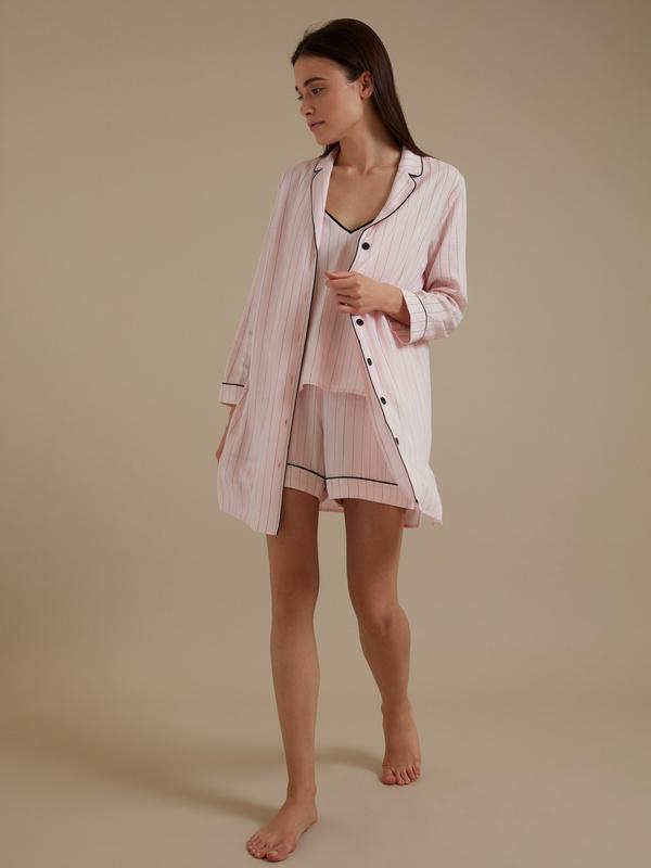 Пижама (топ+шорты) - фото 4