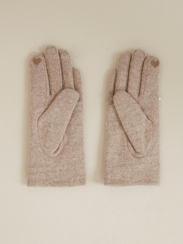Перчатки 100% кашемир - фото 2