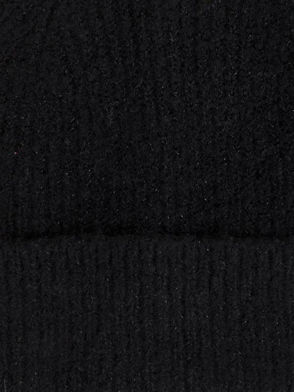 Шапка-бини с люрексом - фото 3