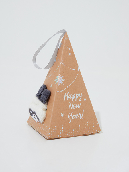 Носки в подарочной упаковке - фото 2