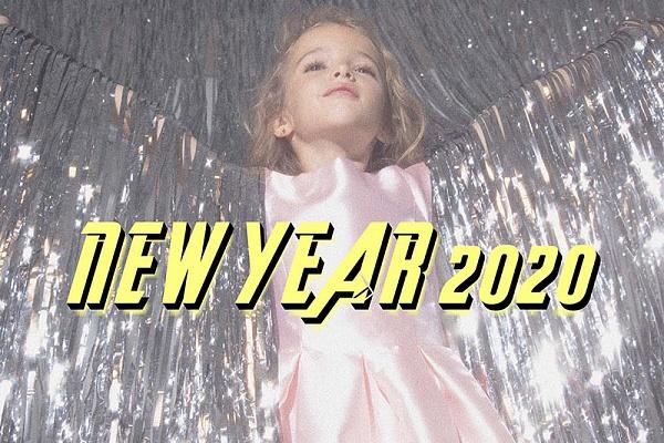 New Year 2019 Zarina Girls